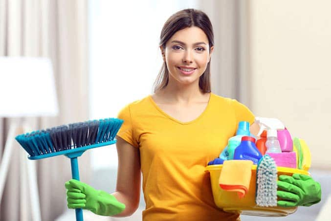 About Maid2GO Cleaning Services in Sydney